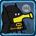 Doodle Jump DC Super Heroes icon