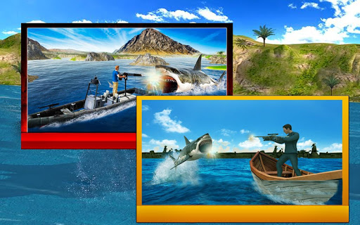 Real Whale Shark Sniper Gun Hunter Simulator 19 1.0.4 screenshots 4