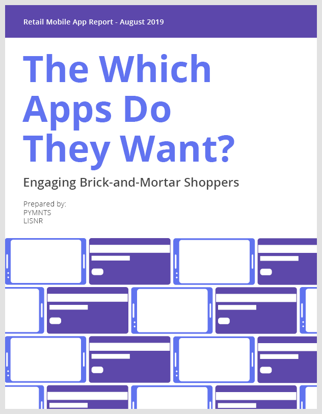 Which Apps Do They Want