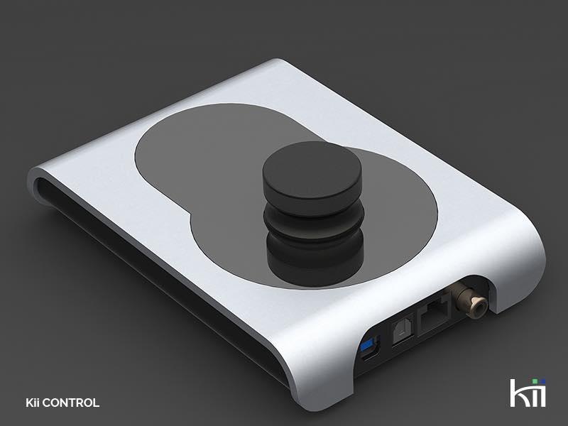 Kii Audio reveal the Kii Control