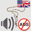 Rosary Audio English Offline Pro icon
