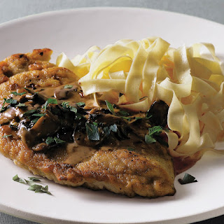 Chicken Marsala recipe | Epicurious.com.