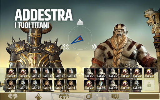 Dawn of Titans - Epico gioco di strategia  άμαξα προς μίσθωση screenshots 2