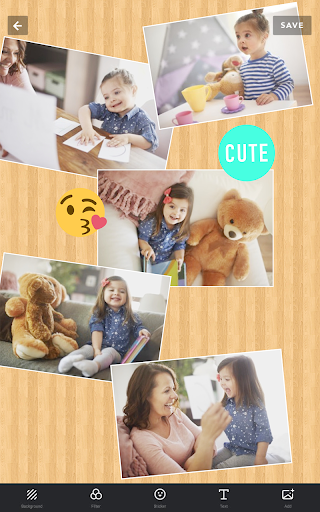 Collage Maker - photo collage & photo editor  screenshots 9