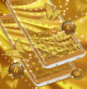Golden Keyboard for PC-Windows 7,8,10 and Mac apk screenshot 6
