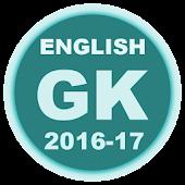 English GK Quiz 2016-17 Android APK Download Free By Shree EduApps