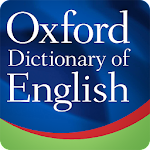 Oxford Dictionary of English : Free icon