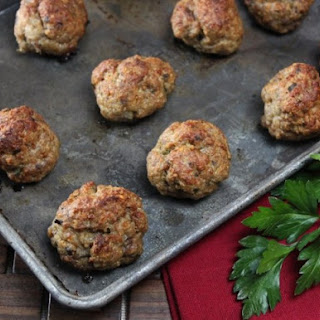 Ground Sirloin Meatball Recipes