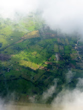 Photo: Aerial view of Dominica Republic, from Delta Flight 482 (JFK - Punta Cana) over North Atlantic Ocean
