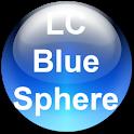 LC Blue Sphere Theme icon