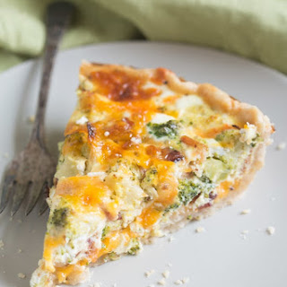 Parmesan Cheese Quiche Recipes.