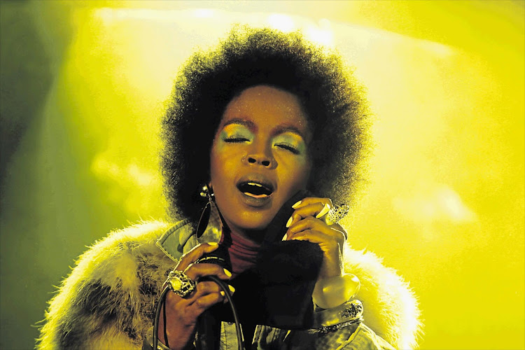 Award-winning singer and rapper Lauryn Hill is coming to SA with NAS.