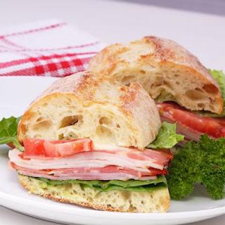 Sliced Turkey Breast Sandwich Recipes.