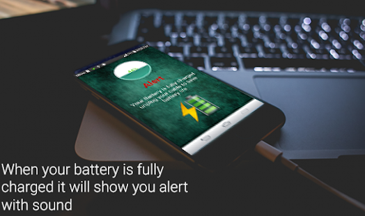Battery Charge Alert - náhled