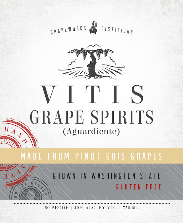 Logo for Vitis Pinot Gris Aguardiente