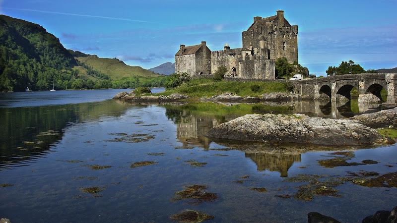 Eilean Donan Castle di luiker