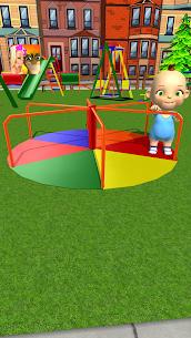 طفلي Babsy – ساحة اللعب المرح 5