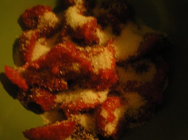 Preheat oven to 450 degrees.  In a small bowl mix raspberries and sugar.  Set...