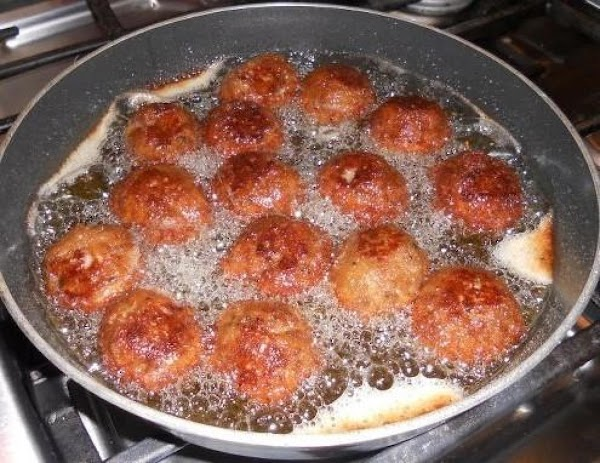 Grammy's Italian Meatballs Recipe