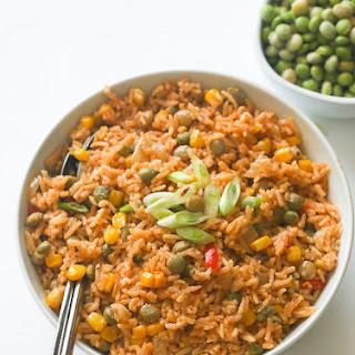 Rice And Peas Coconut Milk Pigeon Peas Recipes