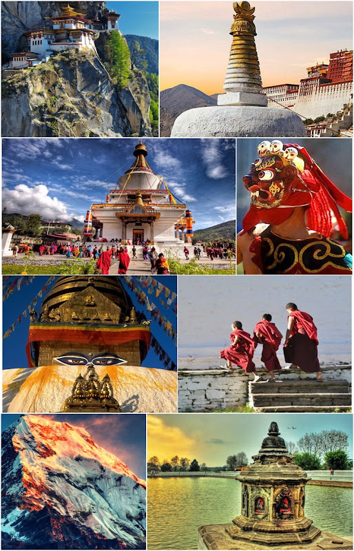 Welcome to Bhutan and Nepal