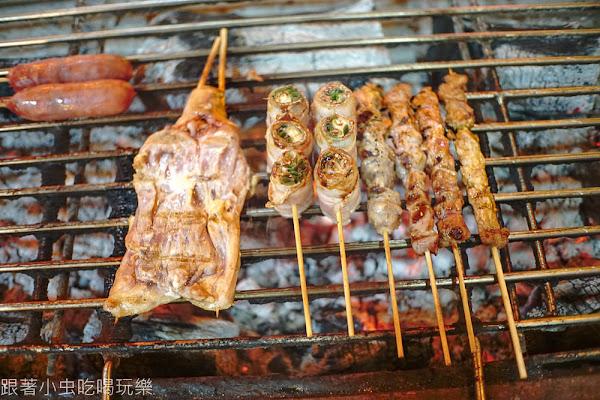 原味串燒碳烤