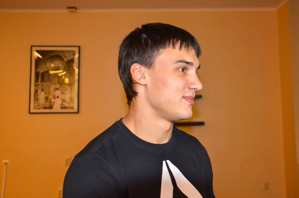 Марк Волков, ММА