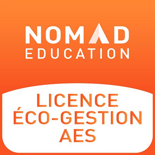 Licence Éco-Gestion - AES - L1, L2, L3 Révision Icon