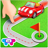 Tiny Roads - Vehicle Puzzles