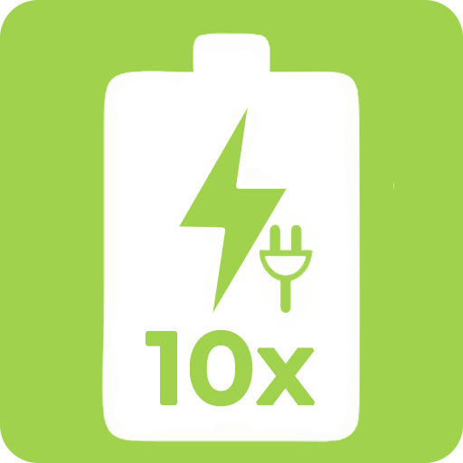 Battery Saver and Super Fast Charger