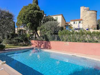 villa à Saint roman de bellet (06)