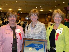 Photo: Dianne McDowell, Barbara Mize, Carrie Currin