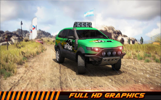 Mud Truck Simulator 3D: Offroad Driving Game 1.0.1 screenshots 12
