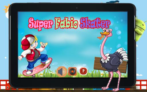 Super Fabio Skater