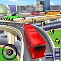 City Coach Bus Simulator 2018 icon
