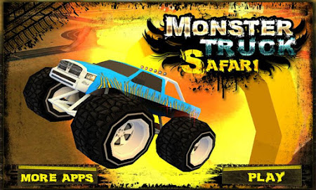 Monster Truck Safari Adventure 1.0.1 screenshot 63311