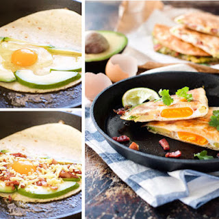 Bacon Avocado Egg Recipes