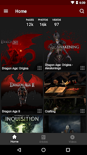 FANDOM for: Dragon Age – Miniaturansicht des Screenshots