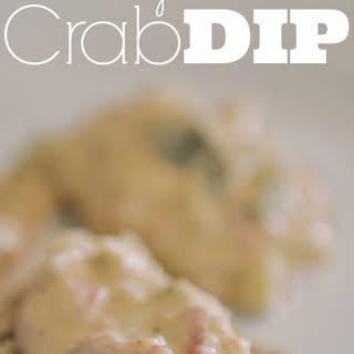 Creamy Hot Crab Dip.