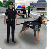 Police Dog Simulator 2017