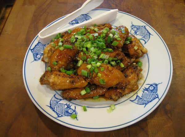 Yummy Chicken Wings