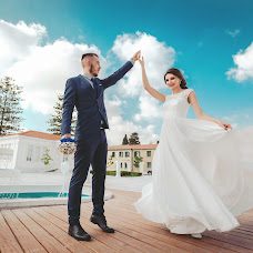 Wedding photographer Irina Akinshina (Eirini). Photo of 19.08.2017