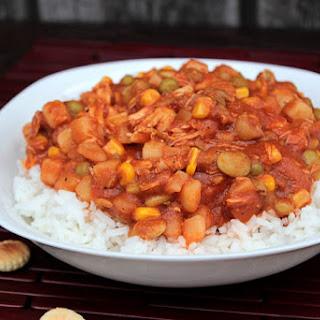 Brunswick Stew and Rice.