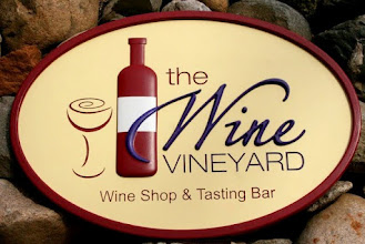 """Photo: Carved Sign Wisconsin, """"Wine Vineyard"""", . See more wood carved signs @ at www.nicecarvings.com Need a Sign, Sculpture, Studio Prop or The Perfect Gift? Easy Quote Forms... http://nicecarvings.com/3d-sign-quote-form"""