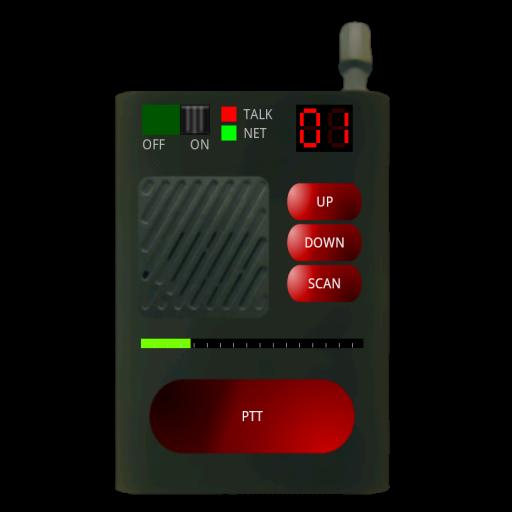 Virtual Walkie Talkie Icon