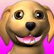 甘い話す子犬:おかしい犬 - Pet Games Free - Androidアプリ