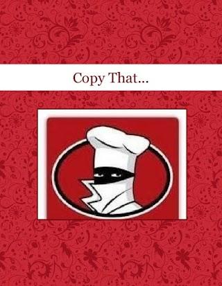 Copy That...