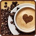 Coffee Live Wallpapers icon