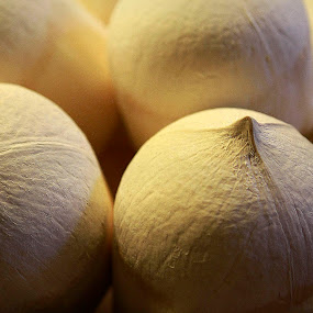Coconuts by Chris Olivar - Food & Drink Fruits & Vegetables