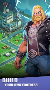 Zombie Blast Squad: Epic Match 3 puzzle 3